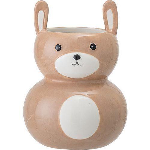 Pojemnik ceramiczny Bloomingville Mini 14 cm królik, 75173972