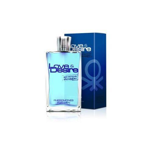 Shs Love&desire feromone for men woda toaletowa zawierająca feromony dla mężczyzn 50 ml