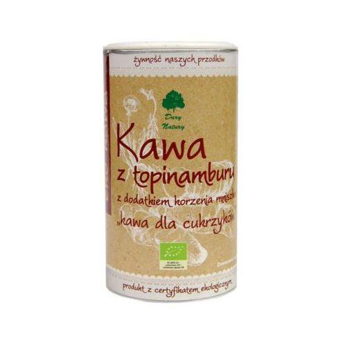 OKAZJA - 200g kawa z topinamburu z dodatkiem mniszka mielona puszka bio marki Dary natury