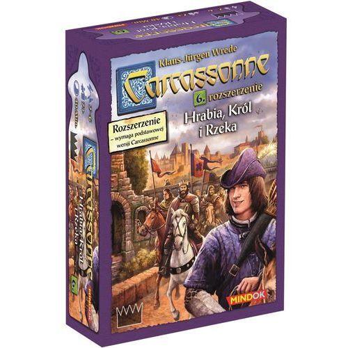 Bard centrum gier Carcassonne: hrabia, król i rzeka (druga edycja) - bard