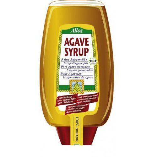 Syrop z agawy 250ml (345g) BIO - Allos