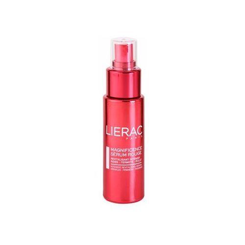 magnificence rozświetlające serum do twarzy przeciw zmarszczkom (serum corrects wrinkles and fine lines) 30 ml marki Lierac