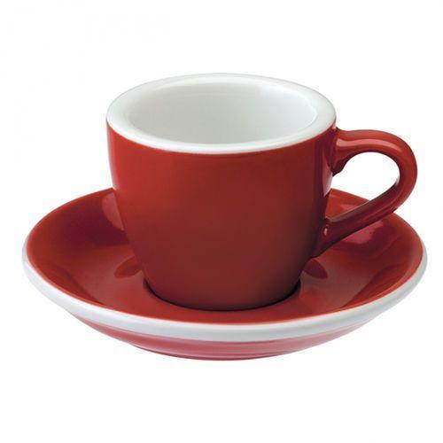 Loveramics EGG filiżanka Espresso 80 ml Red