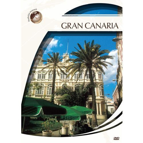 OKAZJA - DVD Podróże Marzeń Gran Canaria