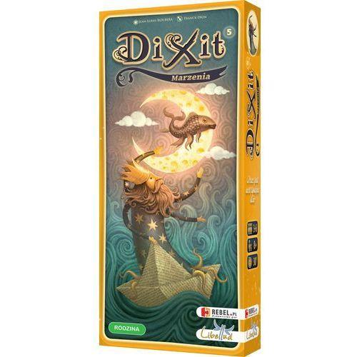 Rebel Dixit 5 marzenia dodatek do gry - roubira jean-louis, dion franck (3558380024378)