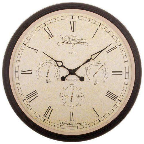 NeXtime - zegar ścienny Altje Weather Station