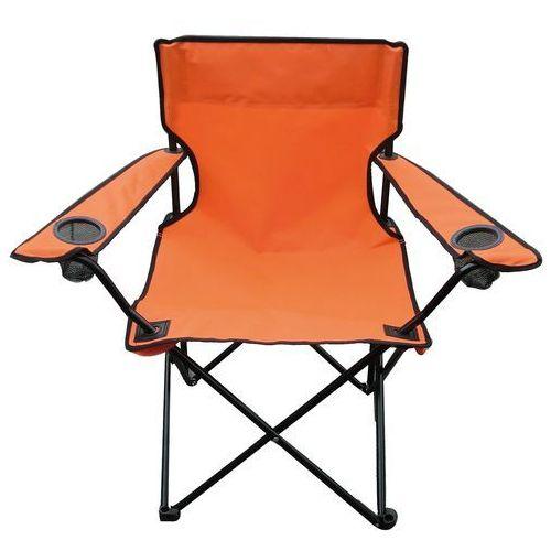 Krzesełko wędkarskie Oxford, pomarańczowy, kup u jednego z partnerów