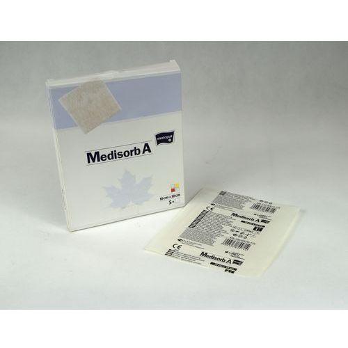 Opatr.alginian. MEDISORB A 10 cm x 10cm - - 1 szt., 000123-32