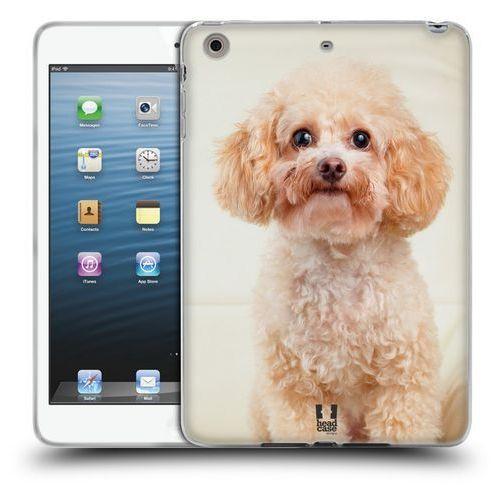 Etui silikonowe na tablet - Popular Dog Breeds SITTING WHITE POODLE