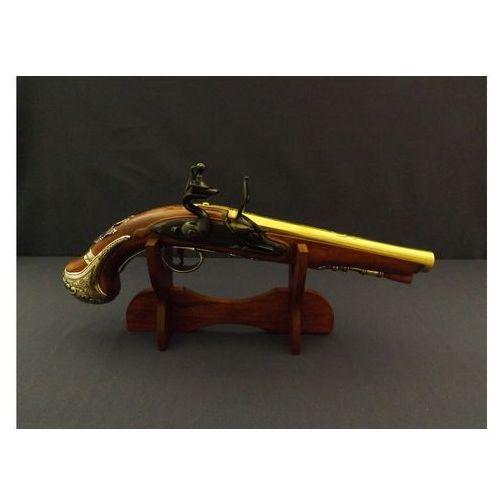 Replika brytyjski pistolet gen.washingtona na stojaku denix model 1228+801 marki Denix sa