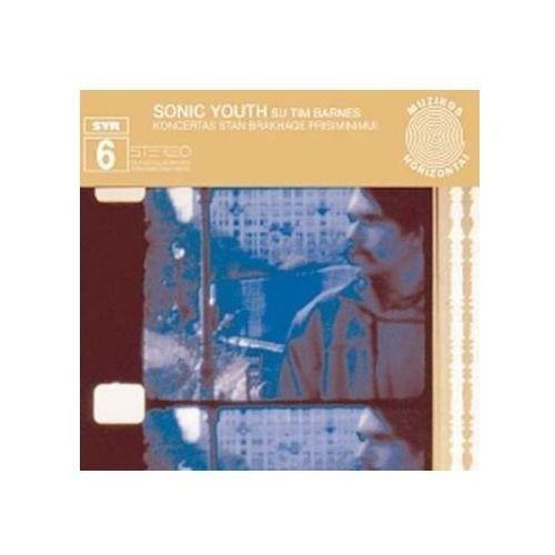 Sonic Youth - Koncertas Stan Brakhage Prisiminimui