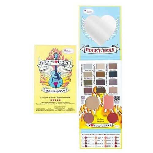 The balm Jovi rockstar palette paleta cieni do makijażu 21,6g