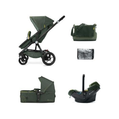 Concord wózek wanderer mobility-set jungle green limited edition
