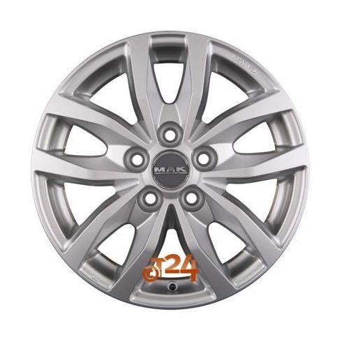 Felga aluminiowa Mak LOAD 5 16 6,5 5x118 - Kup dziś, zapłać za 30 dni