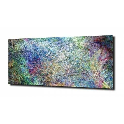 obraz na szkle Ekspresjonizm abstrakcja 17 100X80, F694