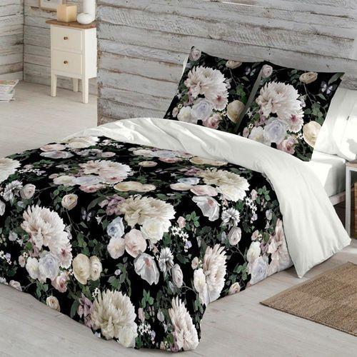 Dekoria Komplet pościeli Chic Flowers 160x200 cm, 160×200cm