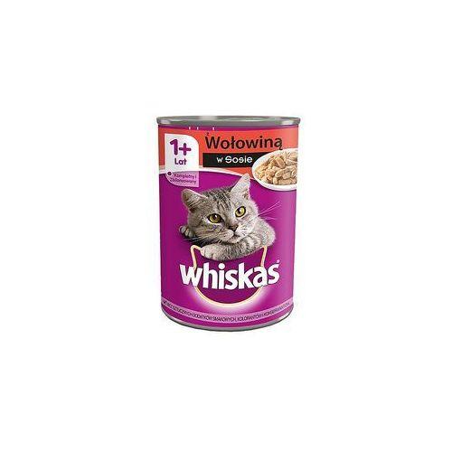 adult wołowina - puszka 12x400g marki Whiskas