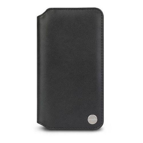 overture etui z kieszenią na karty iphone xr (charcoal black) marki Moshi