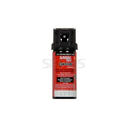 Gaz pieprzowy Sabre Red MK2 52CFT1010 Crossfire (STREAM) - RMG/SABRE 52CFT1010
