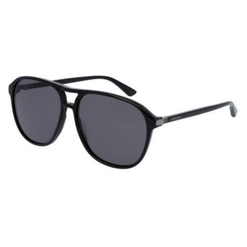 Gucci Okulary słoneczne gg0016s polarized 006