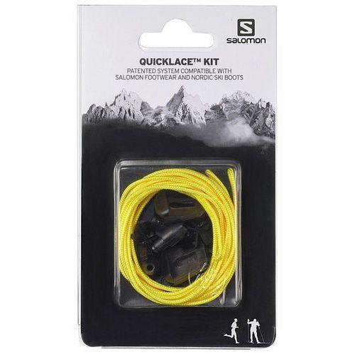 zestaw naprawczy sznurowadeł (linki kevlarove) (326675) - żółty marki Salomon