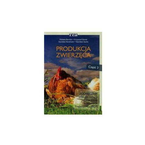 OKAZJA - Produkcja zwierzęca Podręcznik Część 3