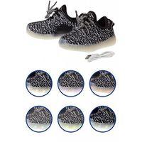 Buty z podświetlaną podeszwą 2z3405 marki 5.10.15.