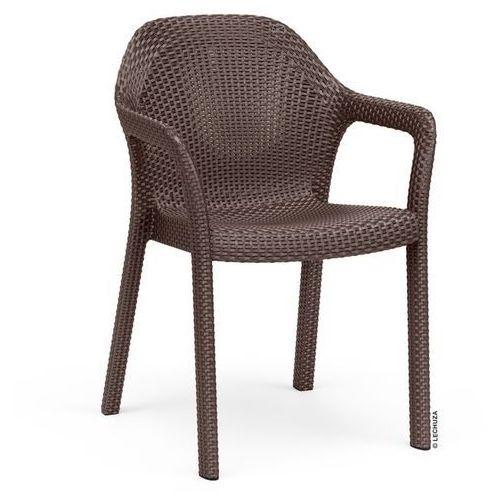 Krzesło ogrodowe Lechuza mokka, 10904