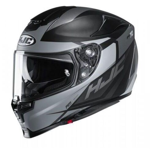 Hjc kask integralny r-pha-70 sampra black/grey