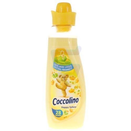 Unilever Płyn do płukania tkanin coccolino happy yellow koncentrat 1 l (8717644012598)