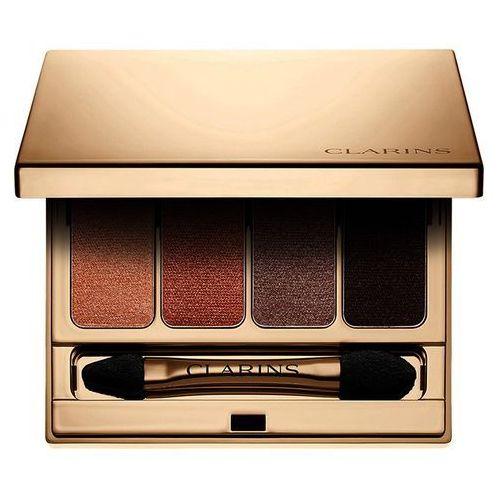 Clarins eye make-up 4 colour eyeshadow palette paleta cieni do powiek odcień 01 nude 6,9 g (3380810060461)