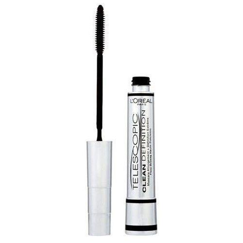 mascara telescopic clean definition 8ml w tusz do rzęs black marki L´oreal paris