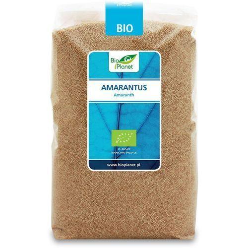 Amarantus ziarno bio 1000g - marki Bio planet