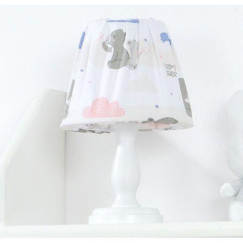 Mamo-tato lampka nocna - niedźwiadki z niebieskim