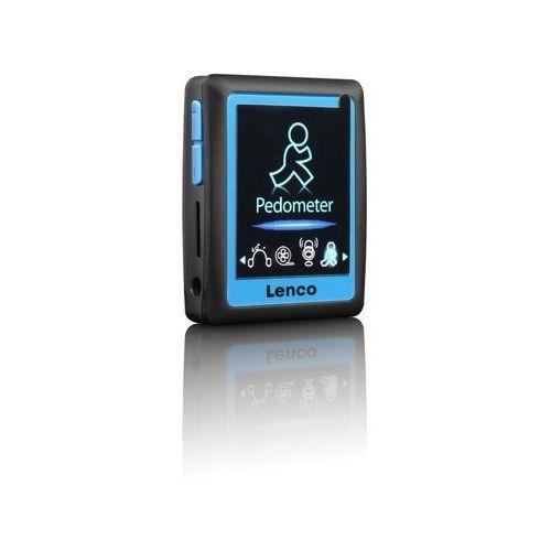 LENCO Podo-152 4GB, niebieski