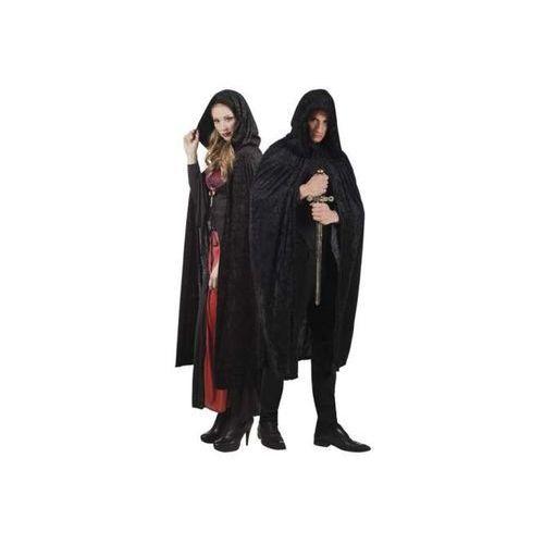 Peleryna z Kapturem Lux 170 Cm Czarna przebranie dla dorosłych - sprawdź w wybranym sklepie