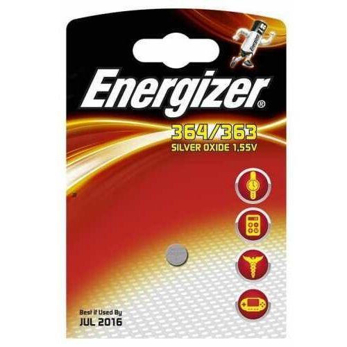 Bateria Energizer Zegarkowa 364/363 1 szt. Blister (7638900253009)
