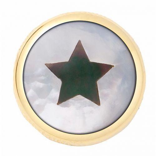 Warwick regler knopf,rund 6mm,1,2,3star, gd gałka potencjometru, round 6mm,1,2,3star, gd