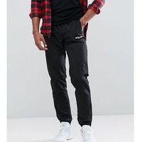 tall joggers in black nylon - black marki Sixth june