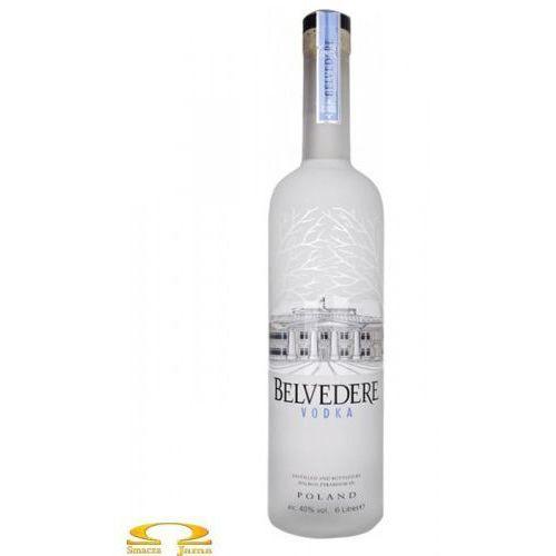 Wódka Belvedere Podświetlana Butelka 6l