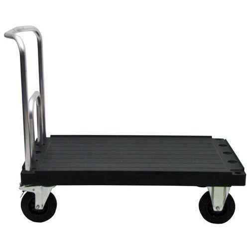 Wózek platformowy do dużych obciążeń, dł. x szer. 1200x800 mm, nośność 500 kg, c marki Unbekannt