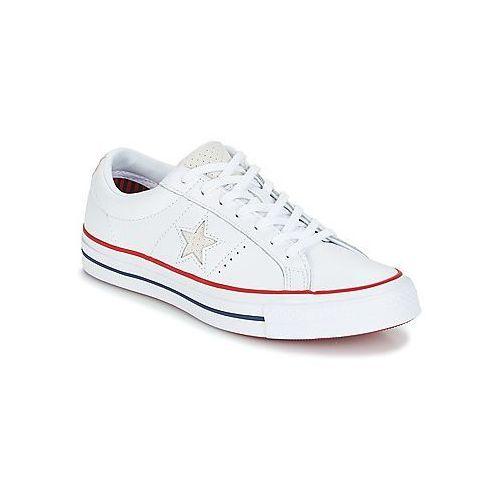 Trampki niskie Converse One Star-Ox, kolor biały