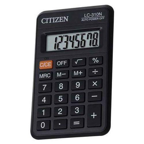 Citizen kalkulator biurowy szkolny lc-310n
