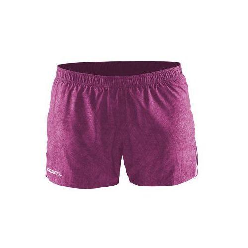focus race shorts - damskie spodenki marki Craft