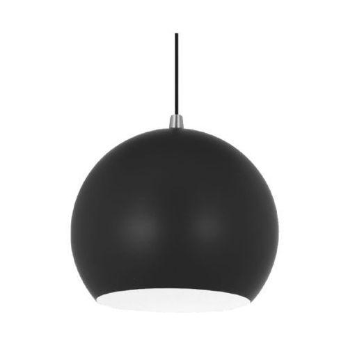 LAMPA wisząca YORK 1304104 Spotlight metalowa OPRAWA zwis kula ball czarna, 1304104