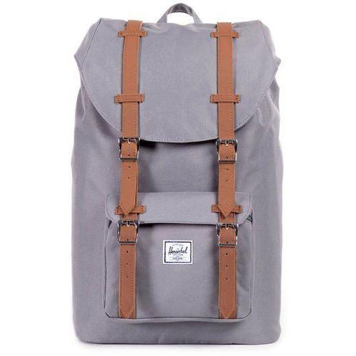 Herschel Little America Mid-Volume Plecak szary 2018 Plecaki szkolne i turystyczne
