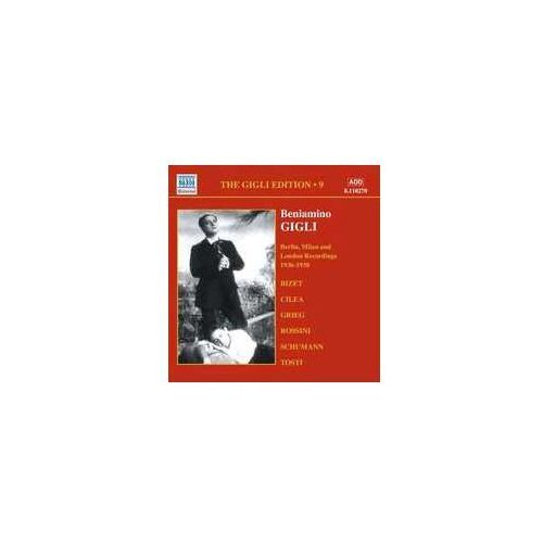 Complete recordings vol. 5 (1908-1910), marki Naxos classical