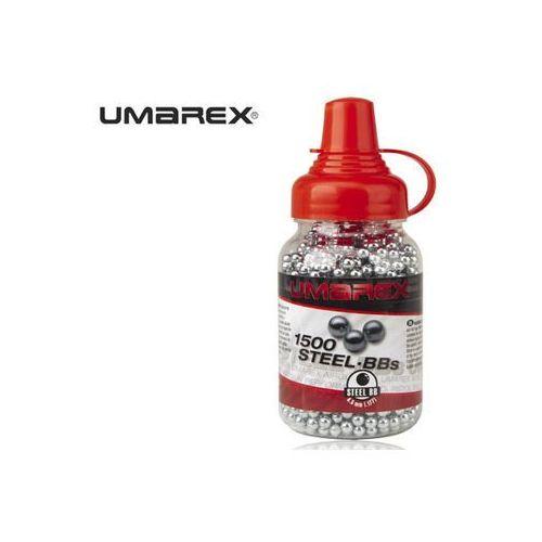 OKAZJA - śrut 4,46 mm UMAREX kulki stalowe BB'S 1500szt. (4.1660) - produkt z kategorii- Amunicja do wiatrówek