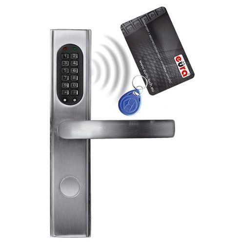 Szyld zamka elektromechanicznego - ELH-30B9/SILVER (5905548273129)