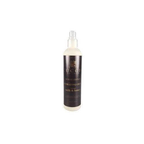 luxury edition hydrating creme milk and honey | nawilżający balsam do masażu ciała mleczno-miodowy 240ml marki Cuccio